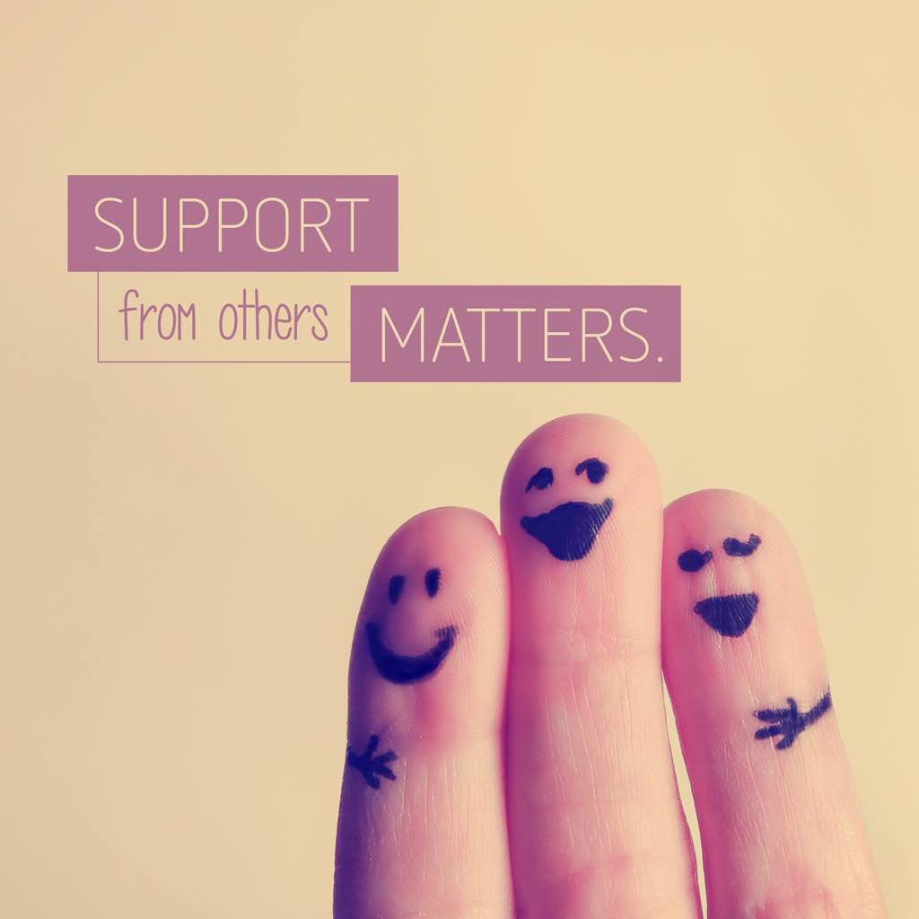 support matters fingers smokefree women